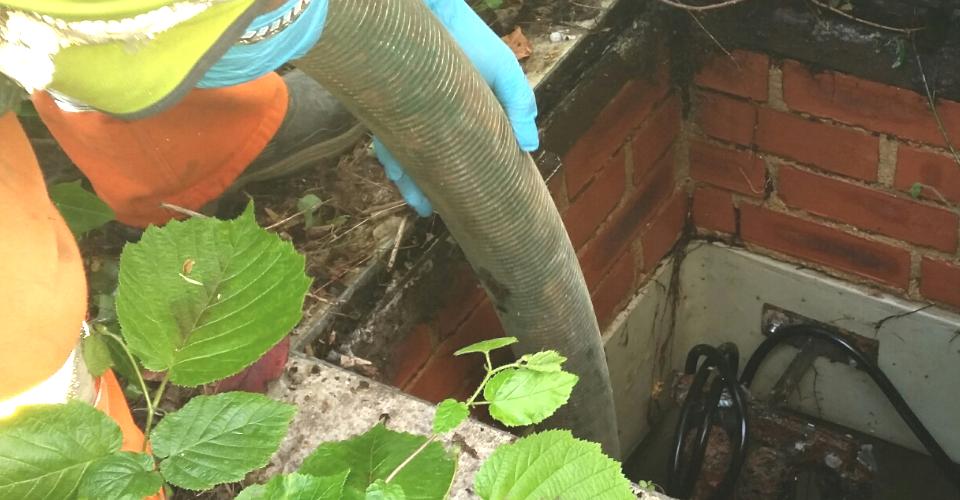 Waste Water Pump Station Servicing